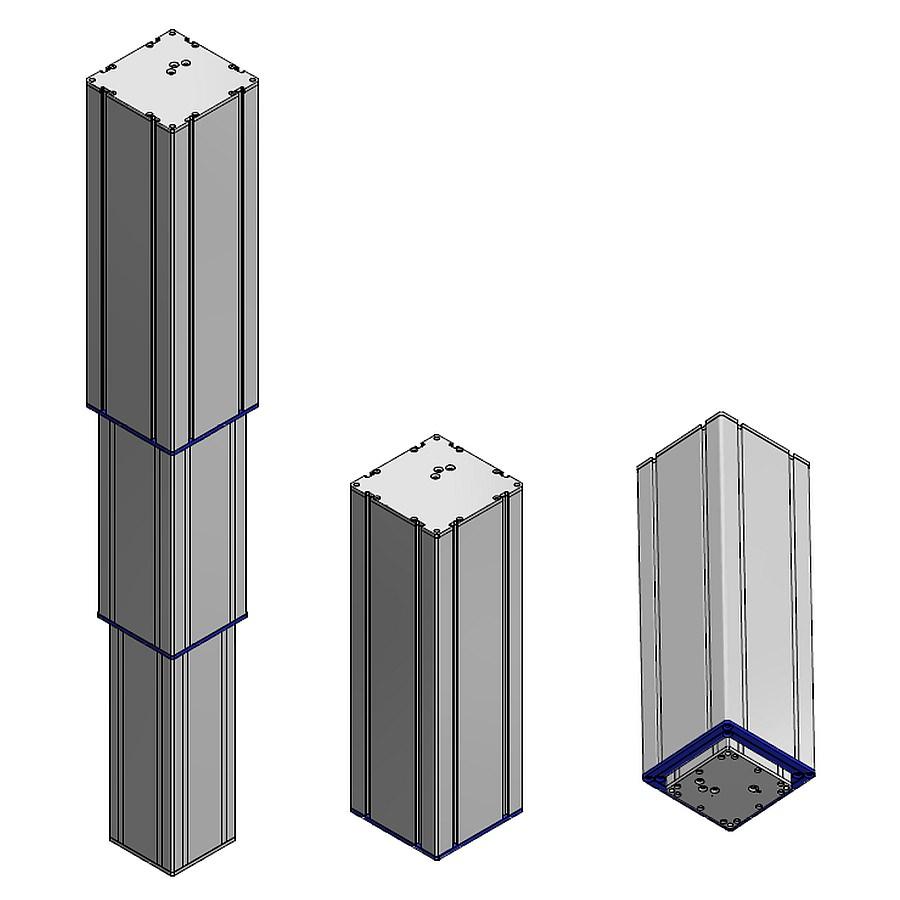 3-fach Hubsäule MAC12