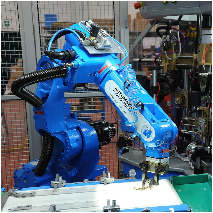Automation Bestückung Montageautomation